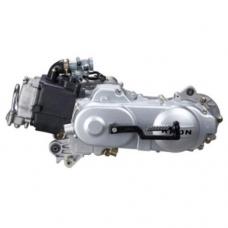 """Двигатель 139QMB 10"""" колесная база для скутера"""