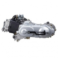 """Двигатель 139QMB 12"""" колесная база для скутера"""