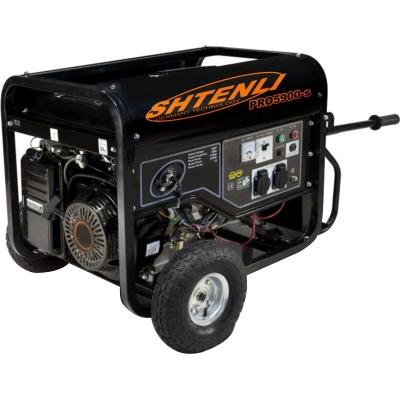 Бензиновый генератор Shtenli Pro 5900-s