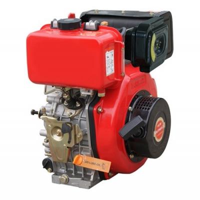 Двигатель дизельный 186FA(шпонка 25мм) 10лс
