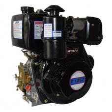 Двигатель дизельный Lifan C186F(вал 25мм) 10лс