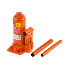 Домкрат гидравлический 2т бутылочный STARTUL AUTO (ST8011-02) (h min 148мм, h max 278мм)