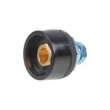 Разъем сварочный панельный 10-25 мм2 DX25 Solaris (мама)