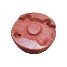 Груз (утяжелитель) на колесо для мотоблока МТЗ (1.шт.) (0)