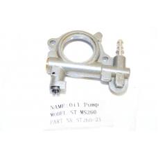 Маслонасос к бензопиле Stihl MS3-260