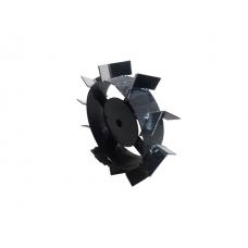 Грунтозацепы (комплект) ф 360/270 мм, шир. 110 мм, втулка 26 мм, 1 сплош. обруч