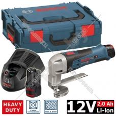 Ножницы листовые аккумуляторные GSC 12V-13 Professional BOSCH (0601926108)