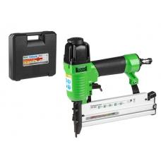 Пневмостеплер ECO ASL-50N (гвозди/скобы 18GA; 4-7 бар; 0.8 л/удар; гвоздь 50 мм макс; скоба 40 мм макс; магазин 100 шт)