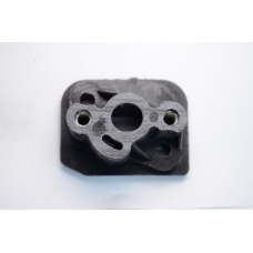 Переходник карбюратора(теплоизолятор) бензокосы 330/36F