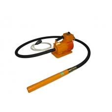 Вибратор глубинный ВИ 1-16-3, вал 3м, наконечник д. 76 мм, 220В (Вибромаш)