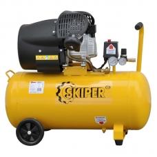 Воздушный компрессор SKIPER AR70V (до 400 л/мин, 8 атм, 70 л, 220 В, 2.2 кВт)