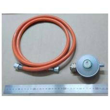 Редуктор газовый со шлангом (гайки 17х19) GHD 30T 700mbar