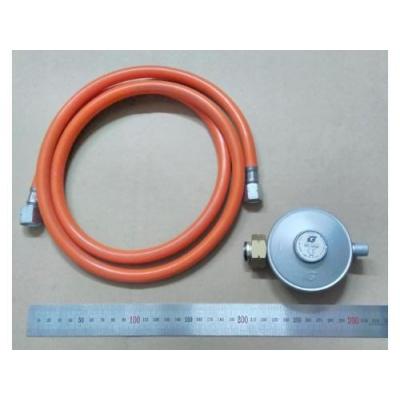 Редуктор газовый со шлангом (гайки 17х19) GHD-15T 300mbar