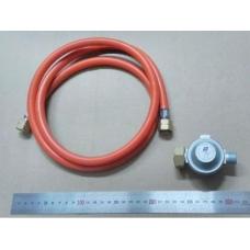 Редуктор газовый со шлангом (гайки 19х19) GHD-50T 1500mbar
