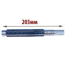 Вал переходного редуктора фрезы Z-6 (203mm)